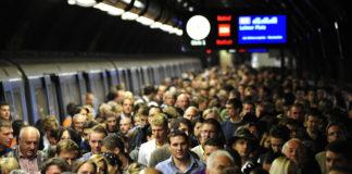 Oktoberfest 2018: U-Bahn zeitweise überlastet – Fußweg nutzen!