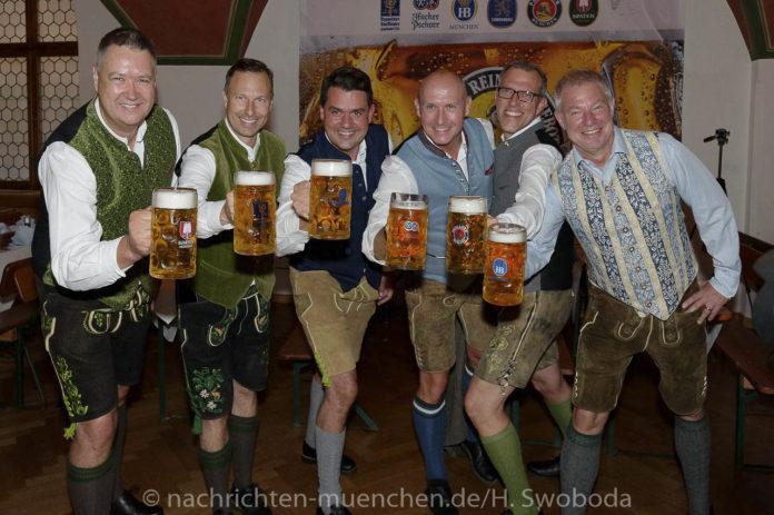 Münchner Brauer stellen Oktoberfestbier 2018 vor