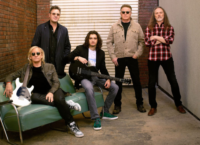 The Eagles auf World Tour
