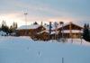 Die Alte Schmiede im Winter