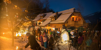 Der etwas andere Advent in der Wildkogel-Arena