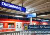 Exhibitionistische Handlungen in der S-Bahn - Reisender entblößt sich vor zwei Frauen