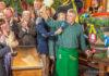 Zwei Schläge und O´zapft is! - OB Dieter Reiter eröffnet das Münchner Oktoberfest 2018