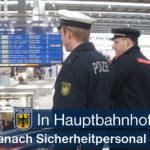 42-Jähriger rastet im Hauptbahnhof München aus