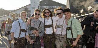 Mit Boybands Forever auf dem Münchner Oktoberfest 2018