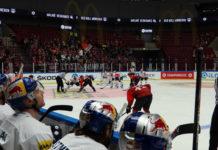EHC Red Bulls beenden CHL-Gruppenphase als Zweiter