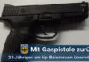 Mit Gaspistole zurück - 23-Jähriger bewaffnet sich nach Streit in S-Bahn
