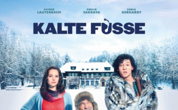 Schneegestöber, fette Beute und dicke Socken: Heiner Lauterbach, Emilio Sakraya und Sonja Gerhardt als unschlagbares Team in KALTE FÜSSE