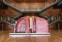 Begehbare Lunge beim Pasinger Gesundheitstag