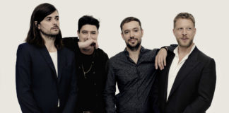 Mumford & Sons Delta Tour 2019 - 01.05.2019 Olympiahalle München