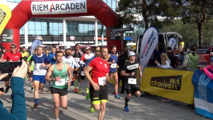 Bildstrecke: Riem Arcaden Run 2018