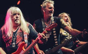 Sweet - Still Got The Rock Tour 2019