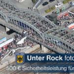 Sexuelle Belästigung an der Hackerbrücke - 63-Jährigem kommt unter den Rock fotografieren teuer zu stehen
