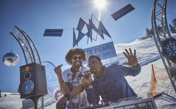 White Pearl Mountain Days stehen erneut in den Startlöchern - Sonnenskifahren, lässige Sounds und feine Kulinarik