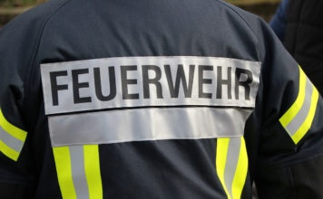 Großeinsatz für Polizei und Feuerwehr: Brand in einer Hotelsauna