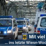 Gewalt am laufenden Band - Hitziger Start ins letzte Wiesn-Wochenende