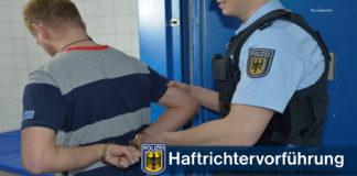 Haftvorführung nach Widerstand - 20-Jähriger wollte Bahnhof nicht verlassen