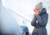 Winter streckt seine Fühler aus - Kälte und Schnee im Anmarsch