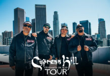Cypress Hill - Elephants On Acid Tour 2018