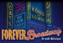 Forever Broadway - Die große Musical-Gala vom 25. Dez. bis 27. Dezember 2018 Gasteig, Philharmonie
