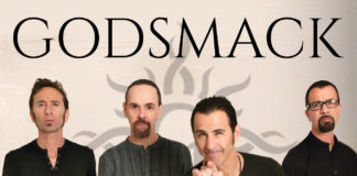 """Godsmack - Nachholtermine zur """"When Legends Rise""""-Tournee im März 2019 in Köln, München, Hamburg & Berlin"""
