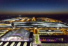 Münchner Airport lädt wieder zu den beliebten Lichterfahrten in der Adventszeit ein