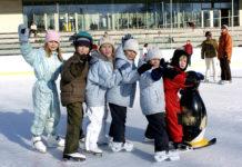 Start der Eislaufsaison 2018 im Prinze