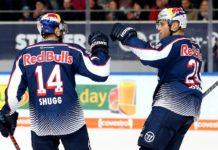 Red Bulls gewinnen Derby gegen Straubing