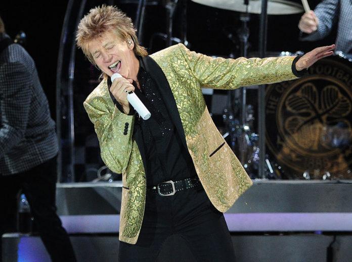 Rod Stewart live am 24.06.2019 in der Olympiahalle München