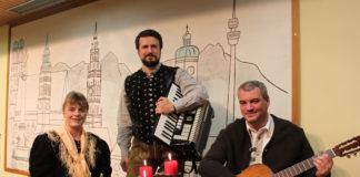 Adventliche Stunde in St. Stephan München-Sendling am 23.12.2018