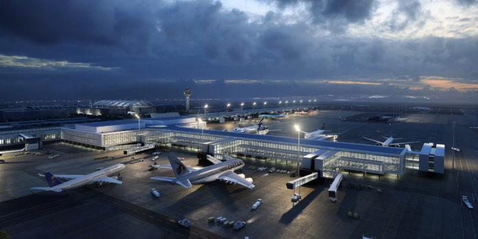 Grünes Licht für die geplante Modernisierung von Terminal 1 am Münchner Flughafen