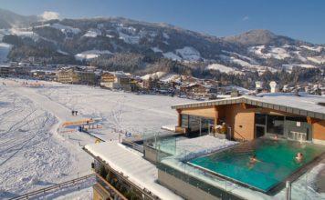 alpina zillertal in Fügen: Mit Stil von der Piste in den Pool