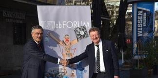 Neues TUMlab-Forum im Deutschen Museum eröffnet