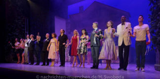 Dirty Dancing - Das Original Live On Tour feiert Premiere in München