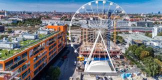 Münchens neues Riesenrad hat einen Namen und Betreiber gefunden