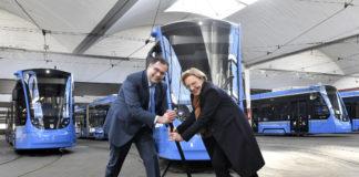 Neue Tram: Erste Züge zugelassen