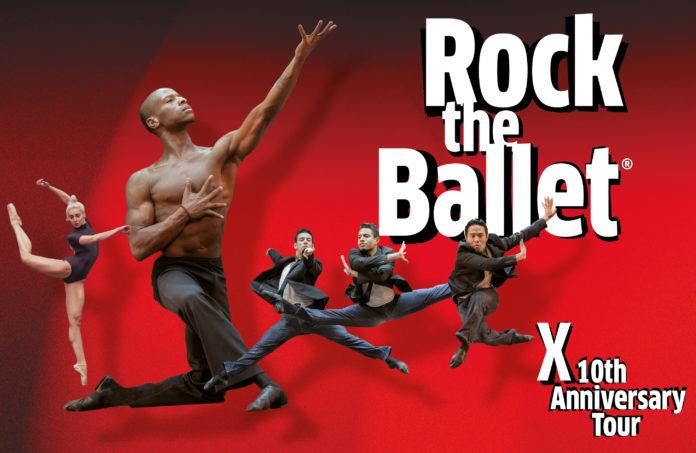 Rock the Ballet X