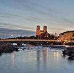 Silvester feiern auf der Reichenbachbrücke