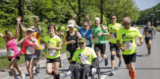 Beim Wings for Life World Run sportlich Gutes tun