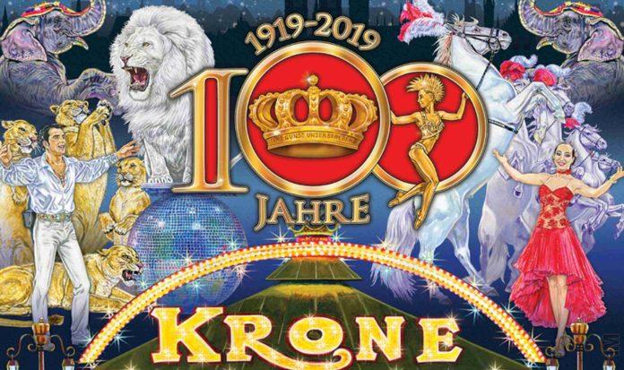 Winterprogramm Circus Krone München
