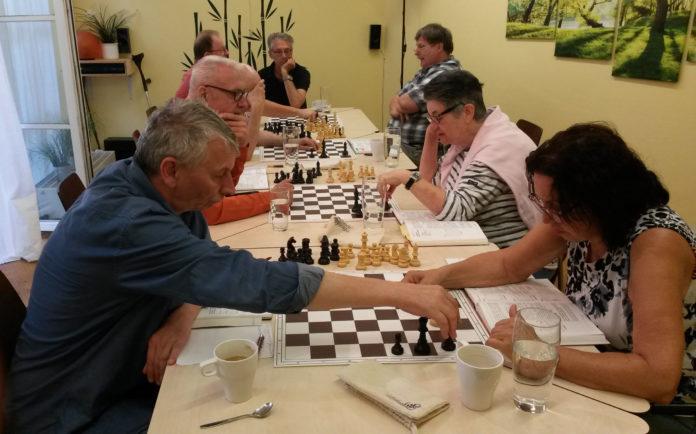 Schach für Senioren – kostenloser Anfängerkurs im ASZ Isarvorstadt