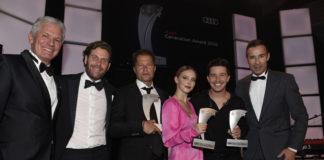 12. Audi Generation Award im Hotel Bayerischer Hof München verliehen