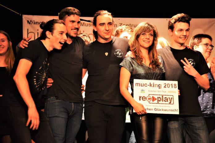 Live-Musik-Wettbewerb für Newcomer Bands