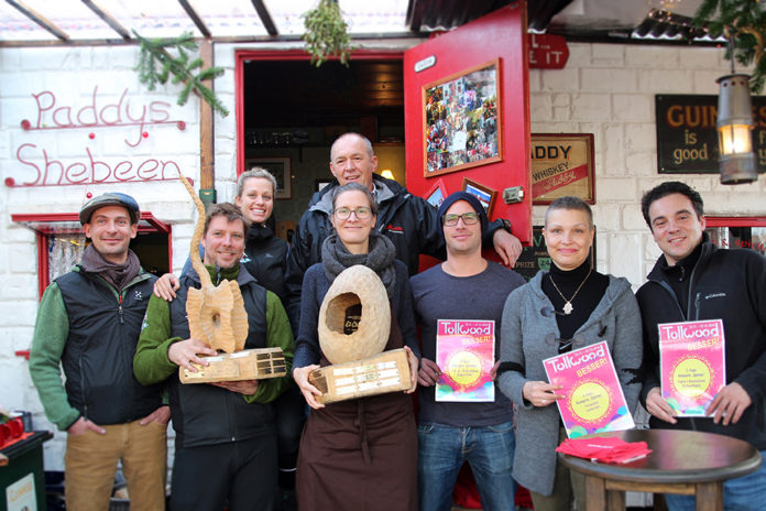 31. Markt- und Gastropreisverleihung auf dem Tollwood Winterfestival 2018