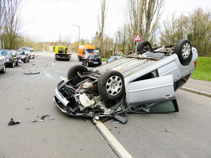 2018 mehr Menschen bei Verkehrsunfällen getötet