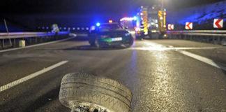 A99 Freiham: eCall meldet Unfall