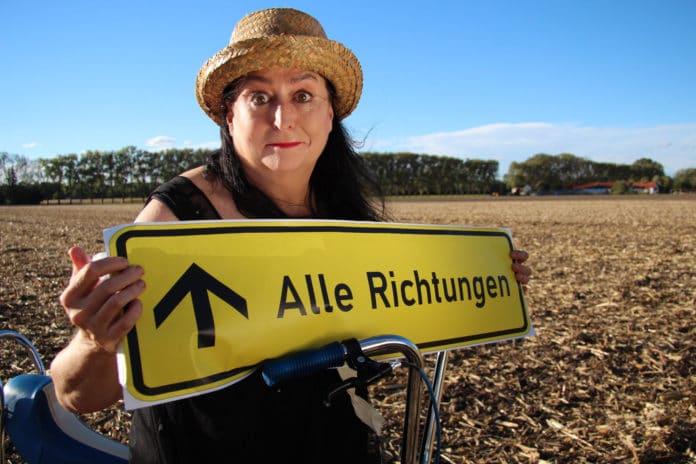 Lizzy Aumeier WIE JETZT…?! - München Premiere - 06.03.2019 Kultur im Schlachthof