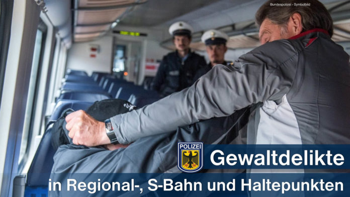 Auseinandersetzungen in Regional- und S-Bahn
