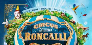 Circus-Roncalli kommt mit neuen Programm nach München