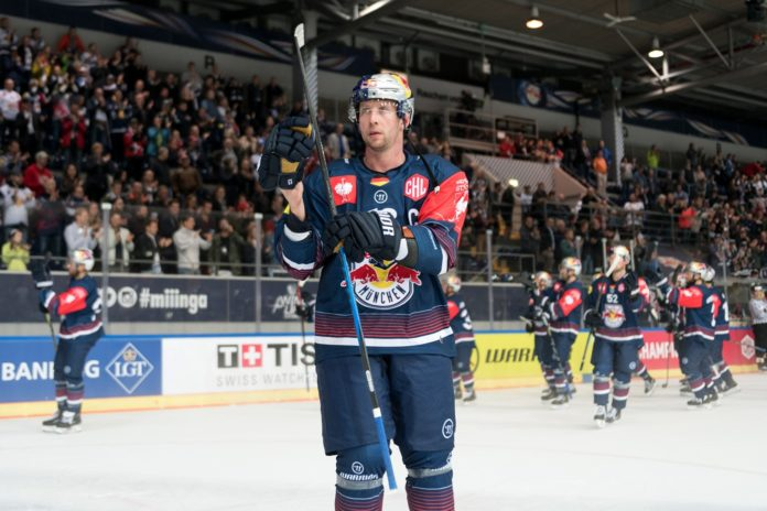 DEL-Rekordtorschütze Michael Wolf beendet nach der Saison seine Karriere